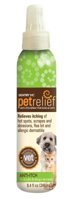 PetRelief Anti Itch Spray