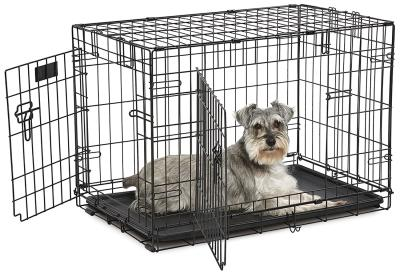 "30"" Contour Double Door Dog Crate"