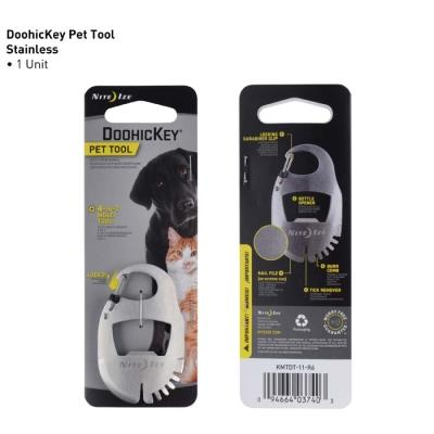 Doohickey 4 IN 1 Pet Tool