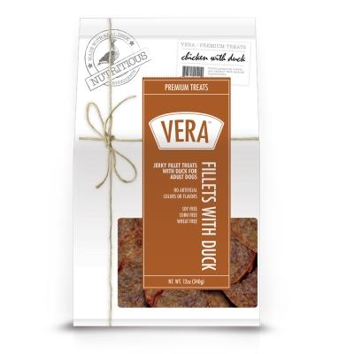 Vera Fillets With Duck 12 OZ