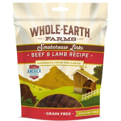 Whole Earth Beef Lamb Link