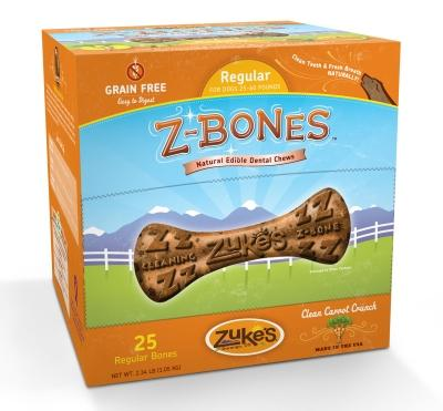 Z-Bone Regular Carrot 25CT