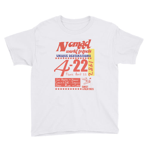 Nomad Tour Youth T-Shirt