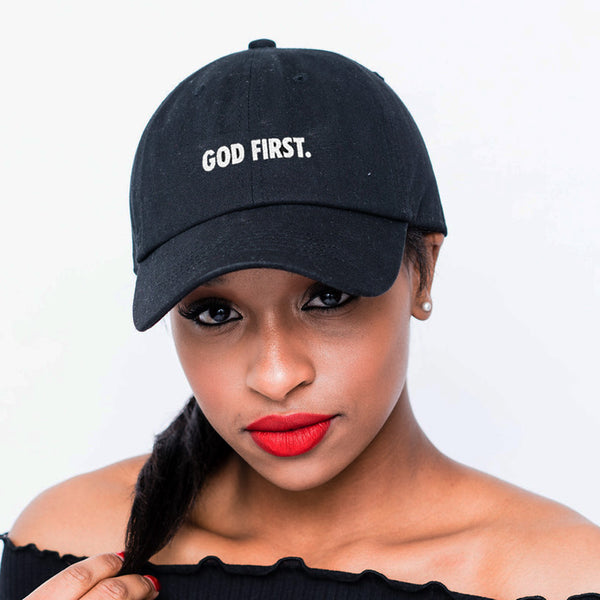 God First - Dad Hat