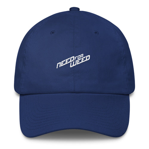 Need For Weed - Dad Hat