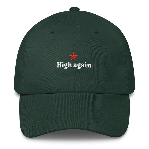 High Again - Dad Hat