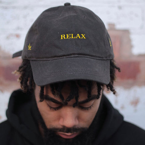 Relax - Dad Hat