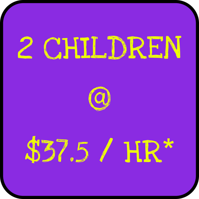 2 Children - Holiday Rate