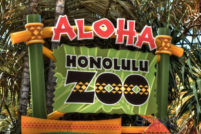Honolulu Zoo Admission