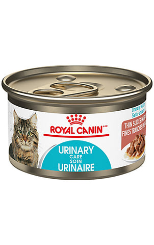 ROYAL CANIN CAN: URINARY CARE THIN SLICES IN GRAVY 24/CASE