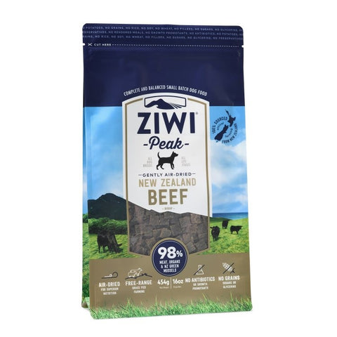 ZIWI PEAK : AIR-DRIED BEEF DOG