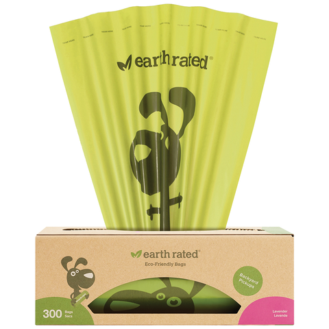 Earth Rated Refill Bags | 1 Roll 300 Bags