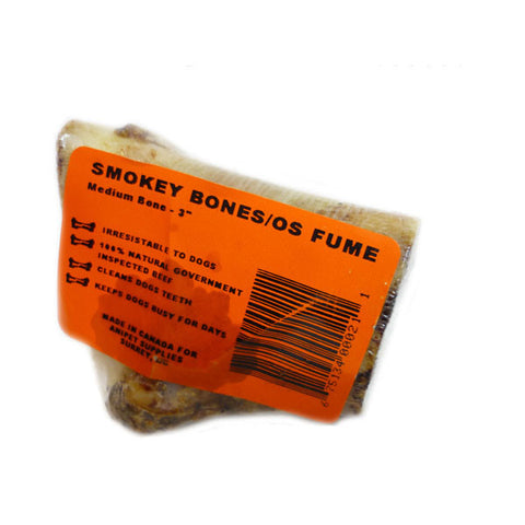 SMOKEY BONE DOG TREAT