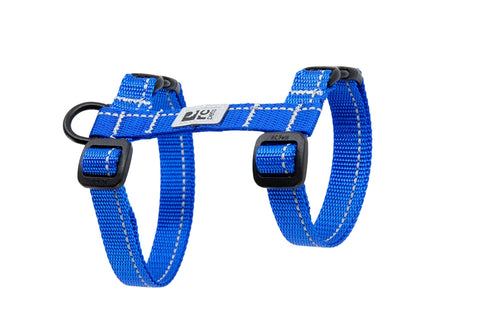 RC PET PRIMARY KITTY HARNESS-ROYAL BLUE