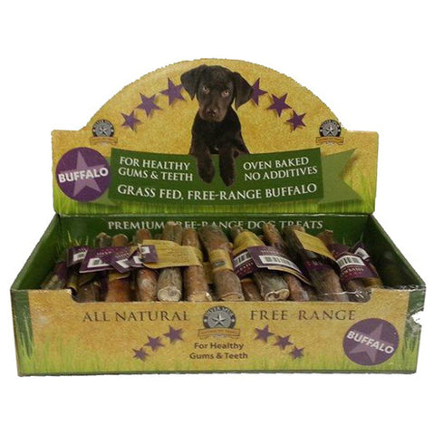 SILVER SPUR BUFFALO STICK FOR DOGS