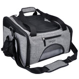 BERGAN : Booster Pet Carrier Grey OS