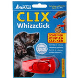CLIX WHIZZCLICK WHISTLE AND CLICKER