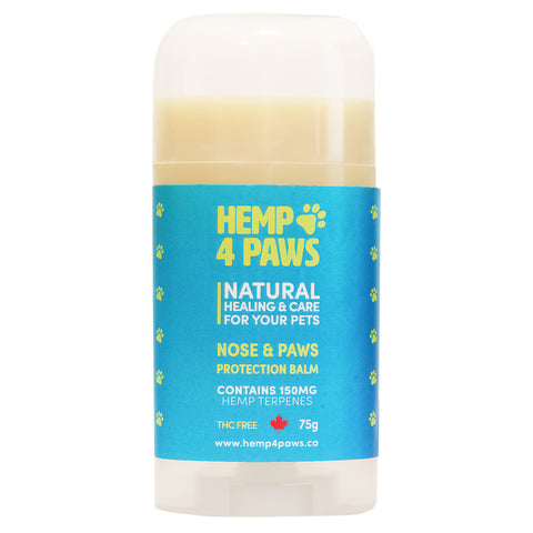 Hemp Nose & Paw Balm 150MG/75GM