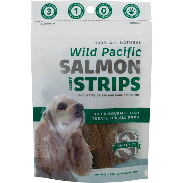 SNACK 21 SALMON SNACKS
