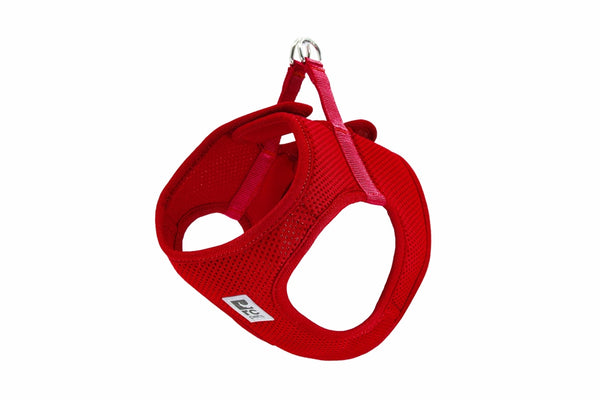 RC PETS STEP-IN CIRQUE HARNESSES-RED