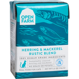 Open Farm Cat Herring & Mackerel Rustic Blend 5.5 oz
