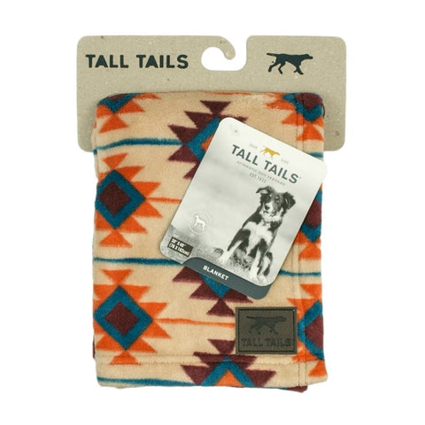 Tall Tails Southwest Blanket