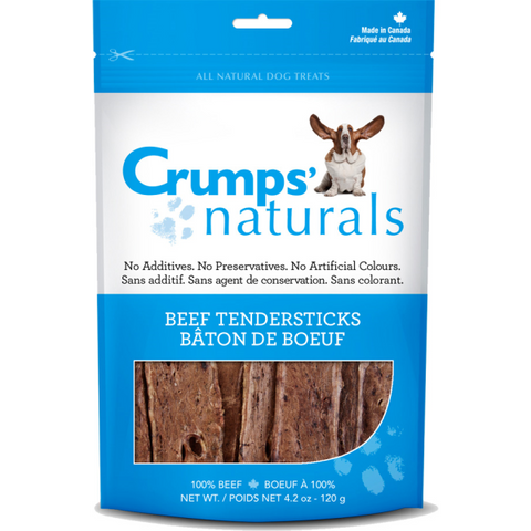 CRUMPS : BEEF TENDERSTICKS 4.2OZ
