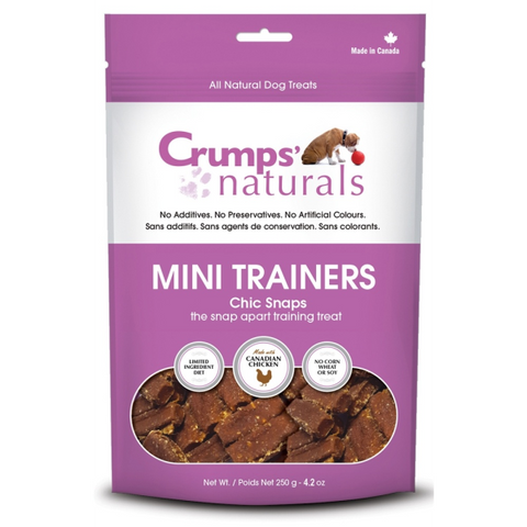 CRUMPS: MINI TRAINER CHIC SNAPS