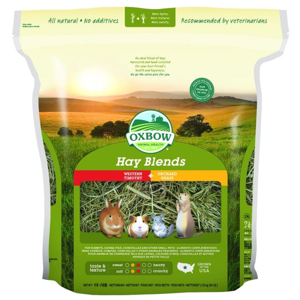 OXBOW Hay Blends - Timothy Orchard 2.55kg