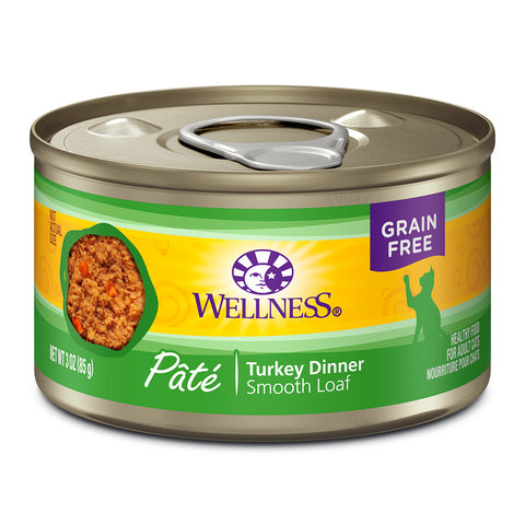 WELLNESS CAN: TURKEY FORMULA CAT 24/CASE