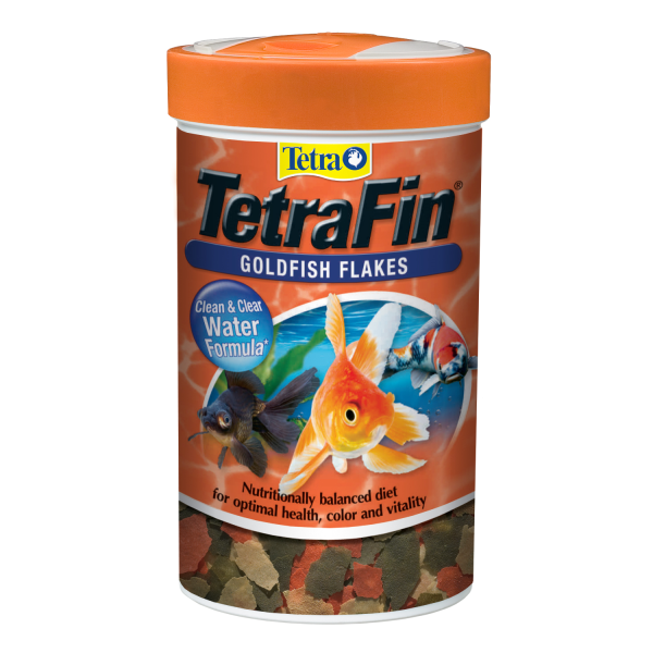 Tetra Fin Goldfish Flake Food