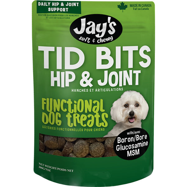 Jay's Tid Bits Hip & Joint 200GM