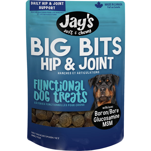 Jay's Big Bits Hip & Joint 200GM