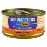SCRUMPTIOUS RED MEAT TUNA with PUMPKIN 2.8OZ