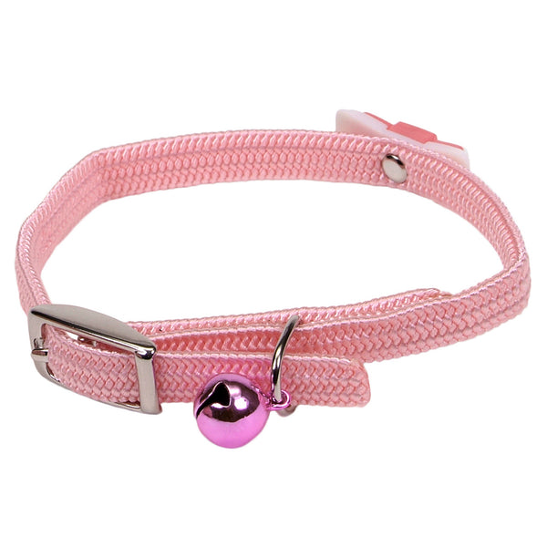 Lil Pals Safety Collar Light Pink 8x5/16"