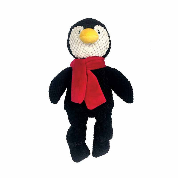 Very Merry Knotted Toy Penguin Small