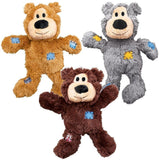 KONG WILD KNOTS BEAR (ASSORTED COLORS)