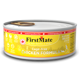 FIRSTMATE CAN: CHICKEN FORMULA CAT 24/CASE, 12/CASE