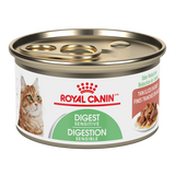 ROYAL CANIN CAN: DIGEST SENSITIVE THIN SLICES IN GRAVY CAT 24/CASE