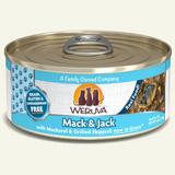"WERUVA CAN: ""MACK JACK"" MACKEREL & GRILLED SKIPJACK RECIPE 24/CASE"