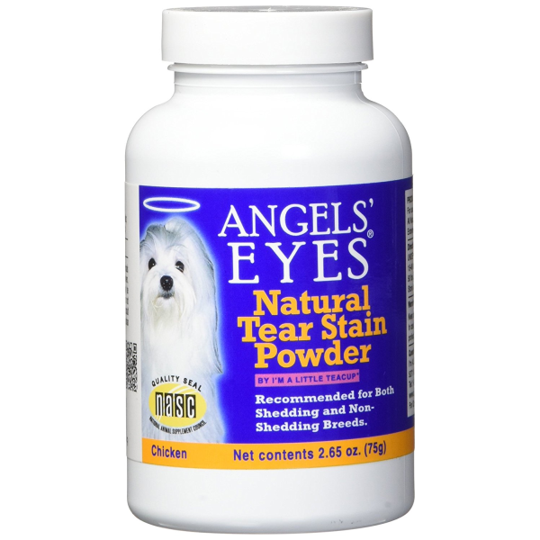 ANGEL'S EYES NATURAL TEAR STAIN POWDER