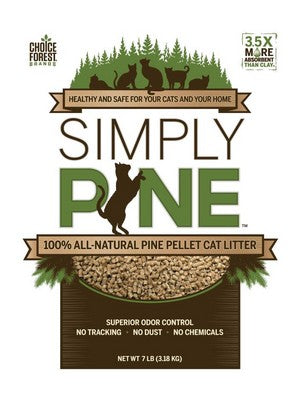 HEALTHY PET : SIMPLY PINE PELLET 9kg