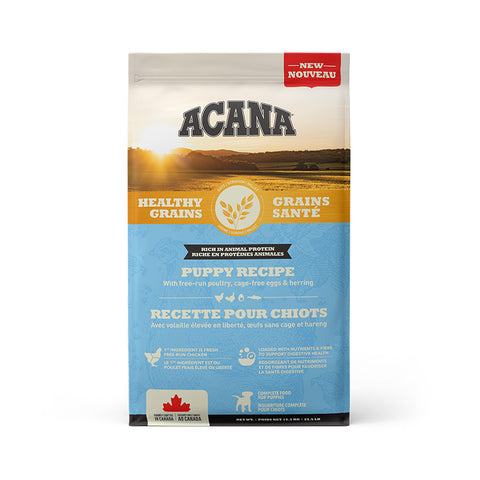 ACANA Healthy Grains Puppy Recipe