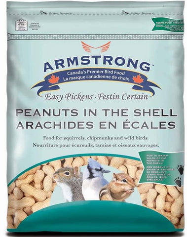 Armstrong : Peanuts in Shell