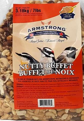 Armstrong : NUTTY BUFFET 3.18kg