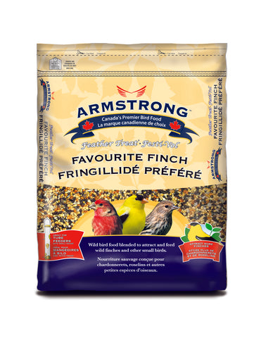 Armstrong : Favourite Finch 7kg