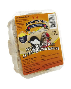 ARMSTRONG FOUR SEASON SUET