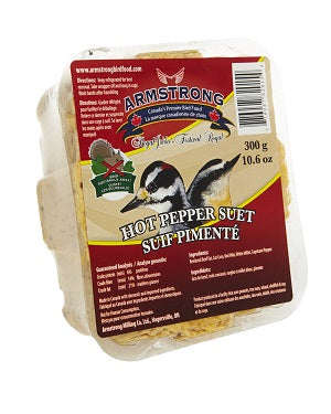 ARMSTRONG ROYAL HOT PEPPER SUET