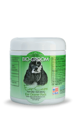BIO-GROOM EAR-CARE EAR CLEANER PADS