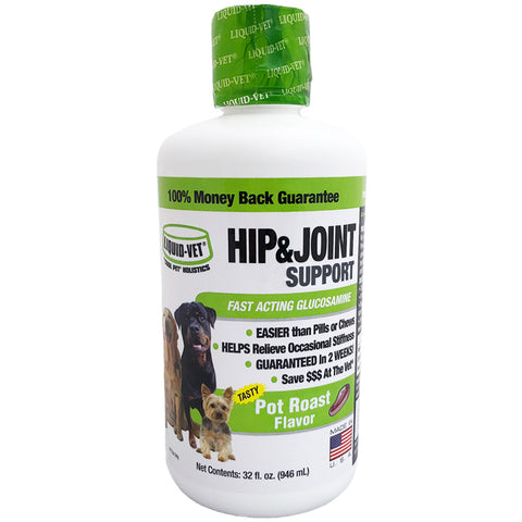 LIQUID-VET JOINT POT ROAST FLAVOR FOR DOGS